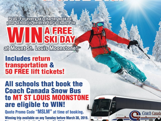 Book your School Trip by Dec 21 & WIN!