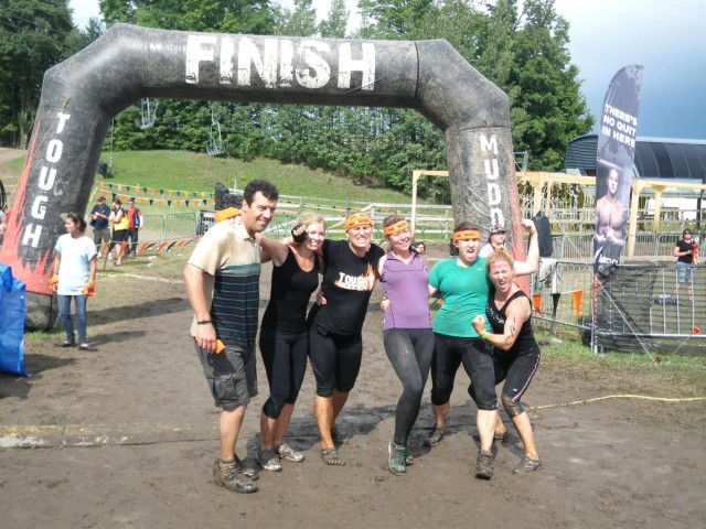 TOUGH MUDDER August 18 & 19 2012