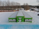 MSLM & SNOWBOARD CANADA'S GROMS PARK SERIES SIMPLE SLOPESTYLE Sunday January 20th in the Junkyard Terrain Park.
