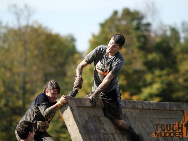 Tough Mudder September 28th & 29th, 2013