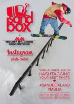 MSLM x SANDBOX INSTAGRAM CONTEST