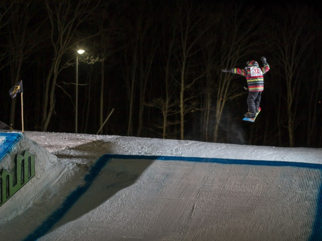 Junkyard Jam Night - Big Air - Feb 20 2015